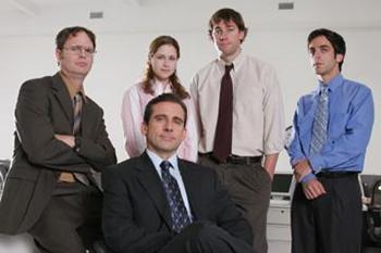 Top Ten Comedies on TV: #1 The Office