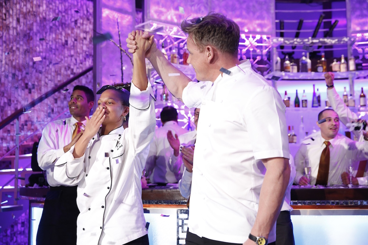 hell's kitchen' winner ariel malone: ' i'm excited to create a