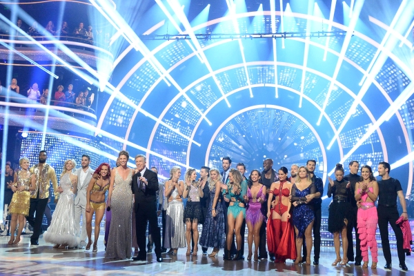 Dancing with the Stars 25 results: Who was eliminated first?