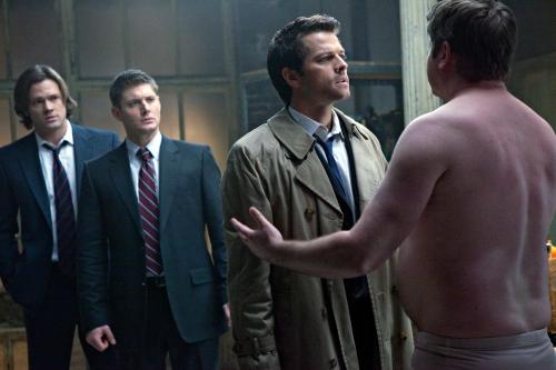 'Supernatural' Recap: My Bloody Valentine 2-D